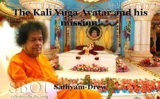 The Kali Yuga Avatar and his mission!