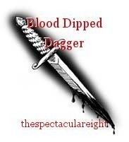 Blood Dipped Dagger