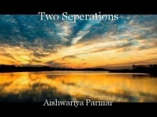 Two Seperations
