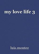 my love life 3