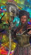 Voo Doo Queen: A La Chez de Toussaint
