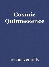Cosmic Quintessence