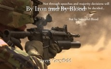 By Iron and By Blood