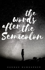 The Words After The Semicolon