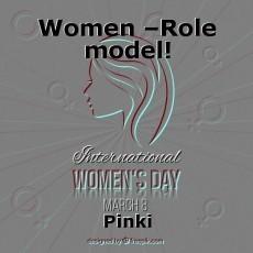 Women –Role model!