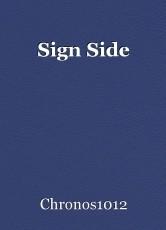 Sign Side