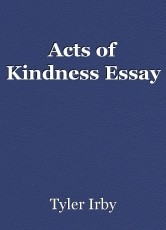 Acts of Kindness Essay