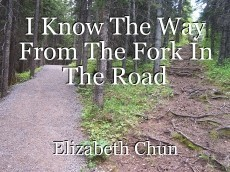 I Know The Way From The Fork In The Road