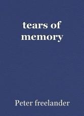 tears of memory