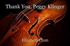 Thank You, Peggy Klinger