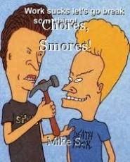 Chores, Smores!