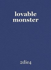 lovable monster