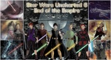 Star Wars Uncharted 6: End of the Empire