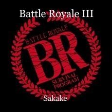 Battle Royale III