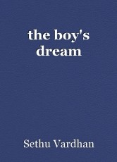 the boy's dream