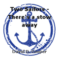 Two Sailors - There's a stow away