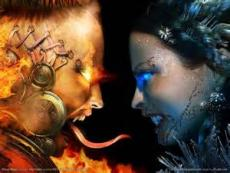 Prevailing Battle. Good VS Evil