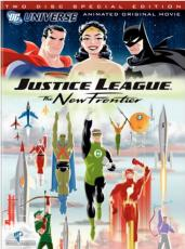 Flavoredair Reviews: Justice League: The New Frontier (2008)