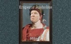 Emperor Assholius