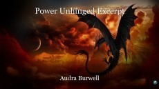 Power Unhinged Excerpt