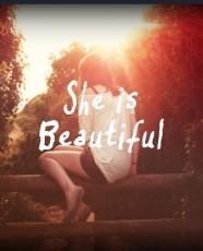 She is Beautiful