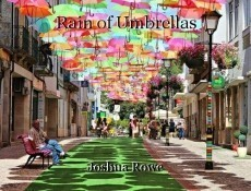 Rain of Umbrellas