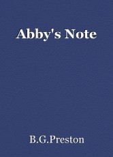 Abby's Note