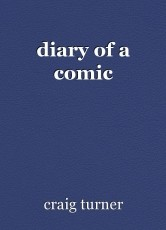 diary of a comic