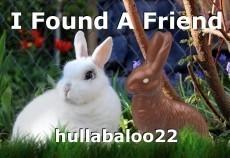 I Found A Friend