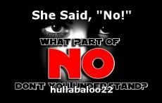 She Said,