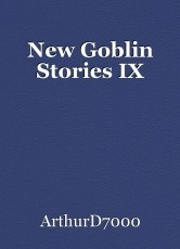 New Goblin Stories IX