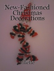 New-Fashioned Christmas Decorations