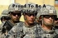 Proud To Be A Soldier
