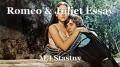 Romeo & Juliet Essay