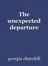 The unexpected departure