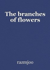 The branches of flowers