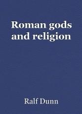 Roman gods and religion