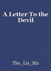 A Letter To the Devil