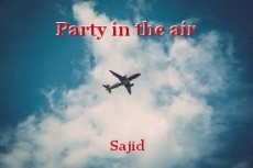 Party in the air