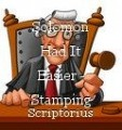 Solomon Had It Easier - Stamping Ground