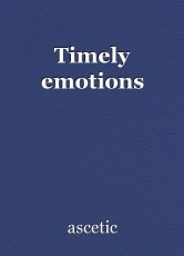 Timely emotions