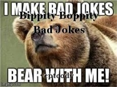 Bippity Boppity Bad Jokes