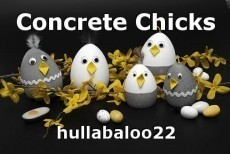 Concrete Chicks