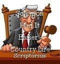 Solomon Had It Easier - Country Life