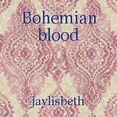Bohemian blood