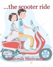 ...the scooter ride