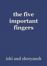 the five important fingers