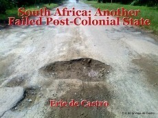 South Africa: Another Failed Post-Colonial State