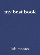my best book