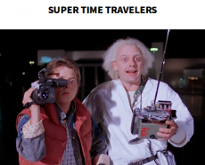 Super Time Travelers